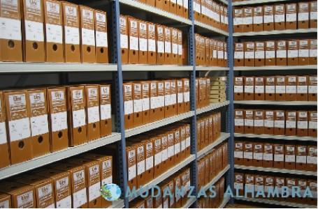 Translado de archivos